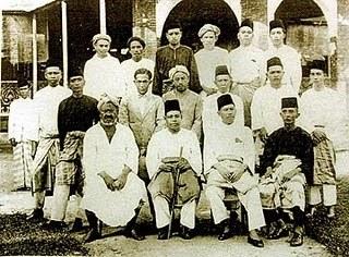 Kaum Muda Islamic reformists in Singapore Bicentennial